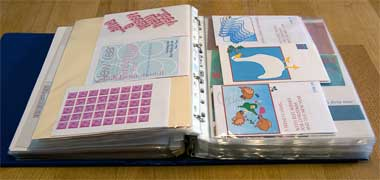 Greeting cards a file of greeting cards m4hsunfo