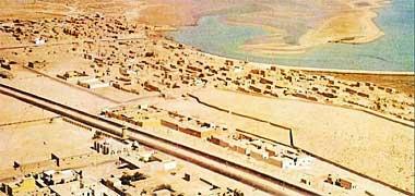 Wakrah and the coast