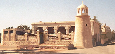 A mosque at feriq al-Salata – with permission from ?salat? on Flickr