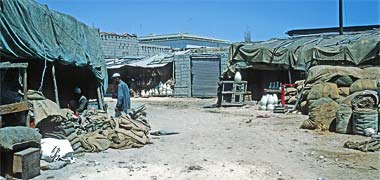 A view in the old suq April 1972