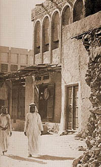 An old house in Doha