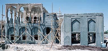 Reconstruction of Sheikh Abdullah's development, March 1972