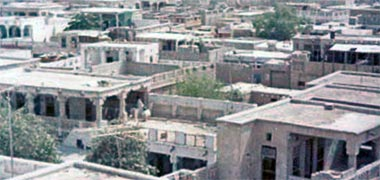 A view over al-Salata in the 1960s