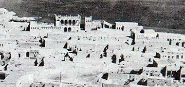 Sheikh Abdullah's majlis in 1960