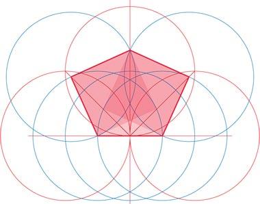 Drawing Lines Of Symmetry : Arabic islamic geometry 02