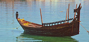 traditional boat types
