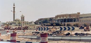 Planning in qatar 01 for Diwan roundabout al ain