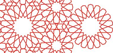 جزئیات ساده شده ای از هندسه زمینه
