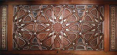 پانل درب با استفاده از هندسه 12 نقطه