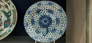 طراحی ترکی، عکس در موزه ویکتوریا و آلبرت لندن